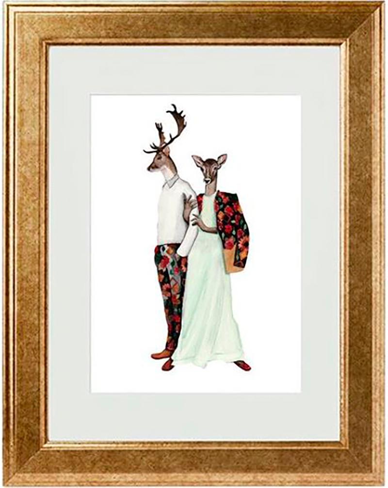 Karia Krumina dibujos animales a mano