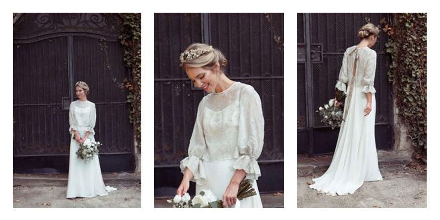 Colección de novias Martha Peters