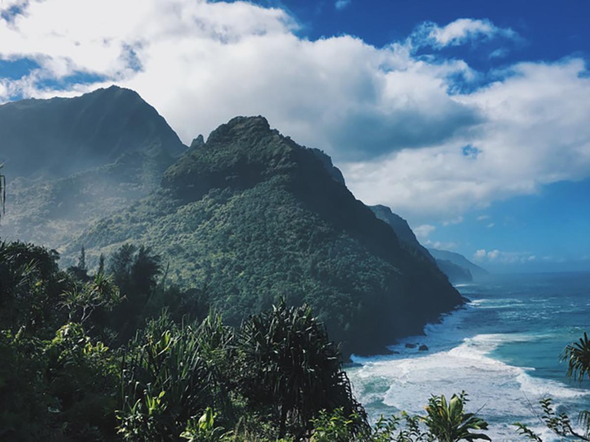 hawaii viaje novios