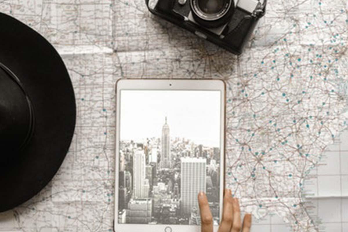 mapa mundi viajes novios ny