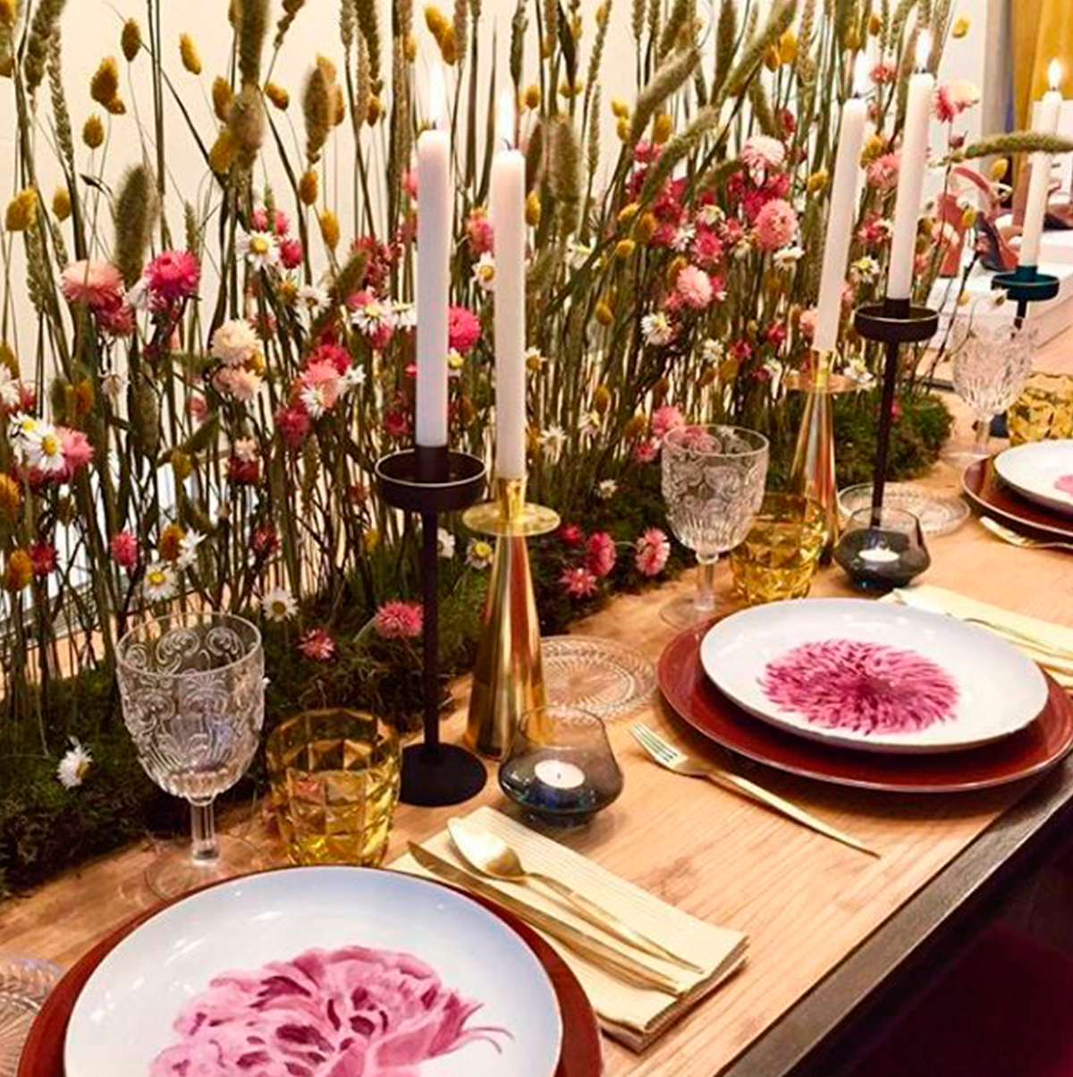 mesa decoracion boda