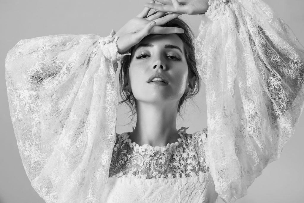 Martha Peters colección novia