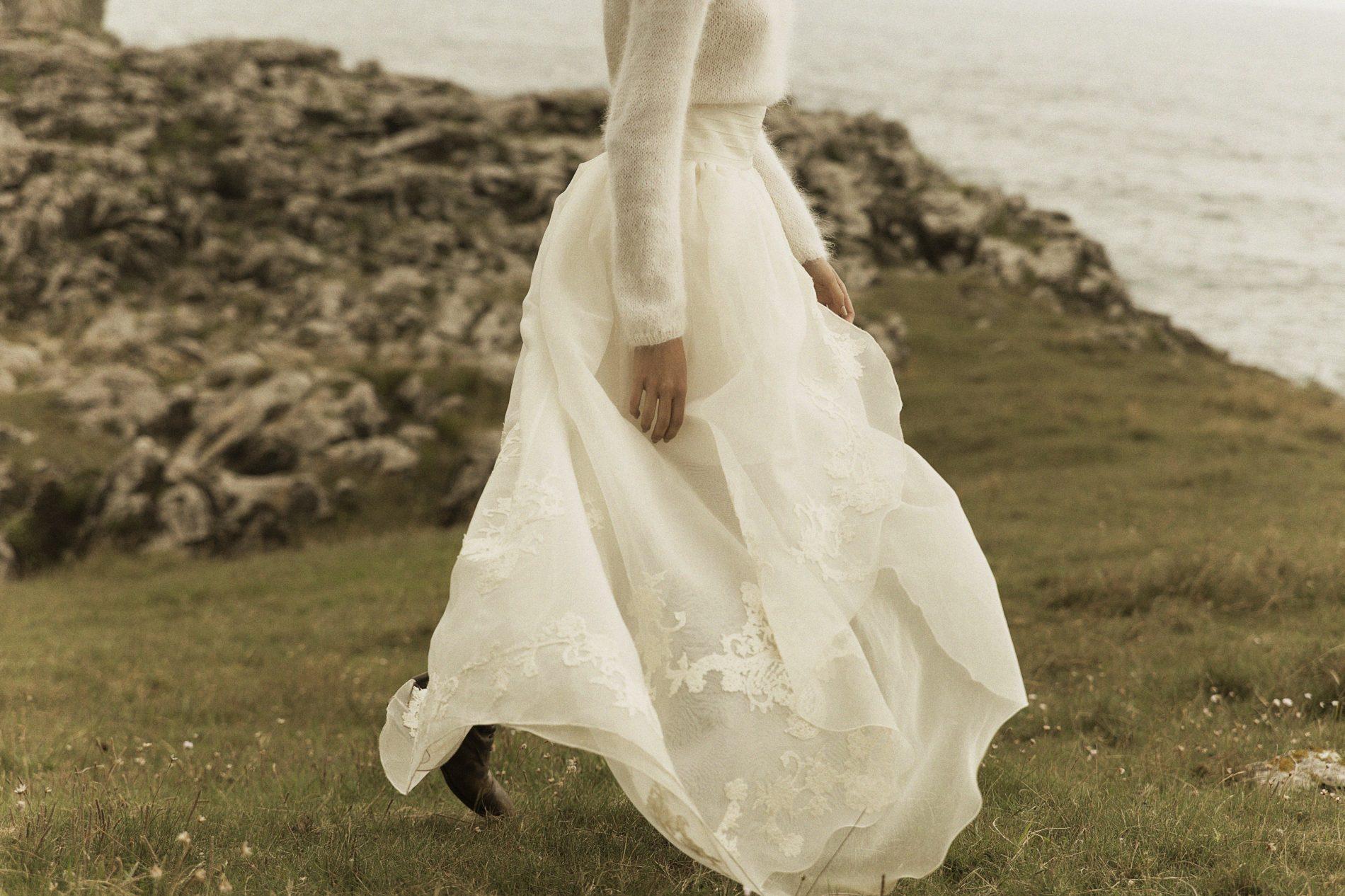 d0b47dc4 ... y me lancé a los vestidos a medida, y de ahí al mundo de las novias  donde me he ido involucrando cada vez más hasta centrarme exclusivamente en  esto.